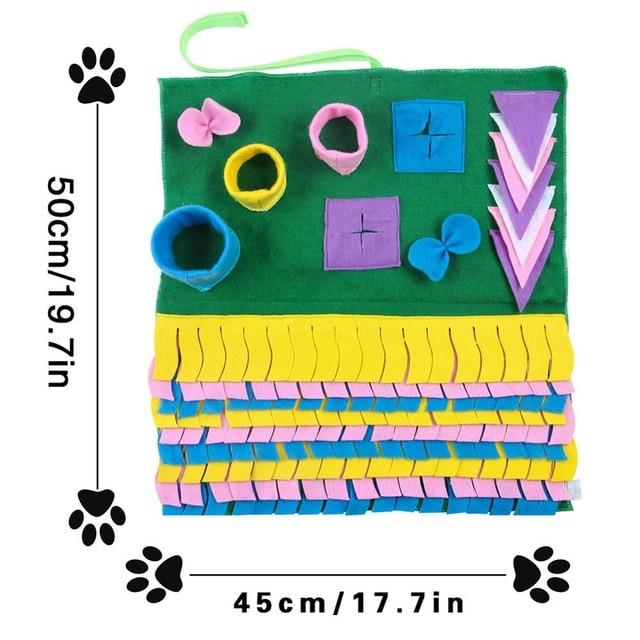 Slow feeding snuffle mats Pets ThinkThingz
