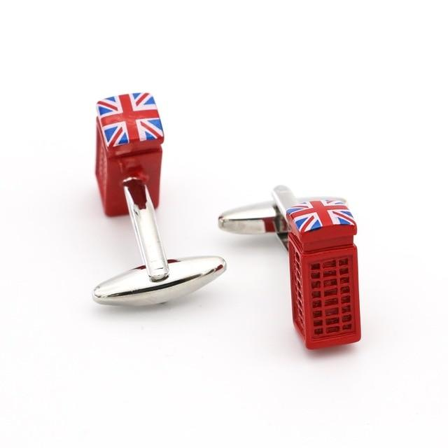 Unique and funny cufflinks Men ThinkThingz