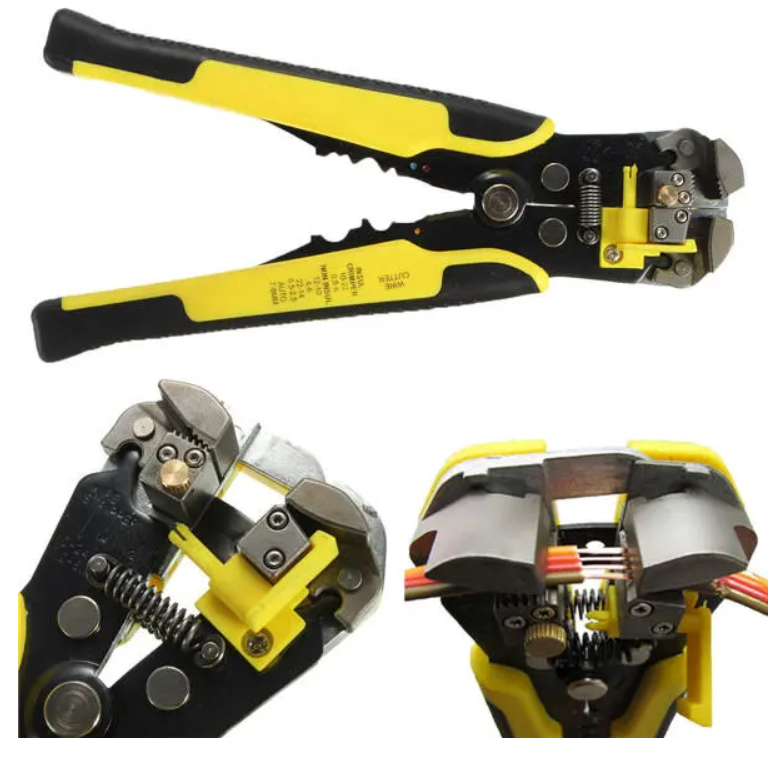 Toolwise™️ Auto Wire Stripper Tool Best 8