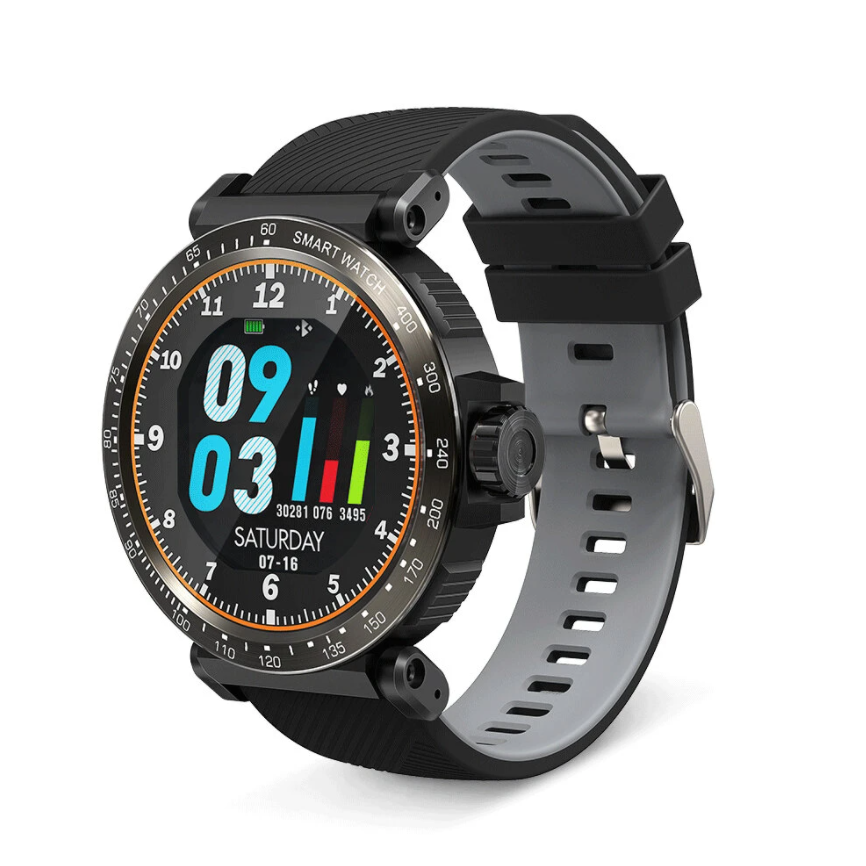 Multi-Functional, Pulse Ox/Heart Rate/Calories/Blood Pressure/Sleep Tracking Smart Watch