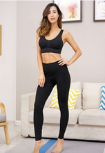 Load image into Gallery viewer, OFV- Legging Bamboo High Waist