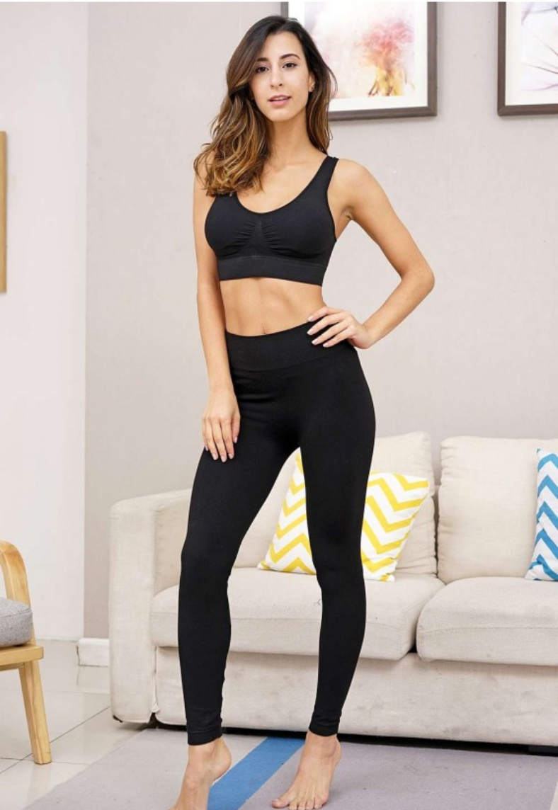 OFV- Legging Bamboo High Waist