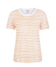 Load image into Gallery viewer, Striped Cotton Tee