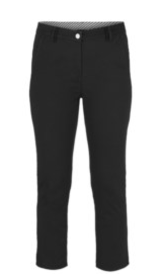 Ultra Soft Cropped Twill Pant