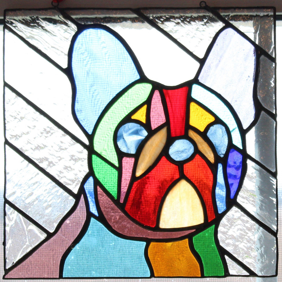 Small Stained Glass Art