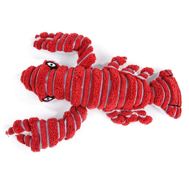 Plush Squeaky Toy for Chew Training