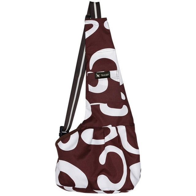Oxford Dog Sling Pet Carrier
