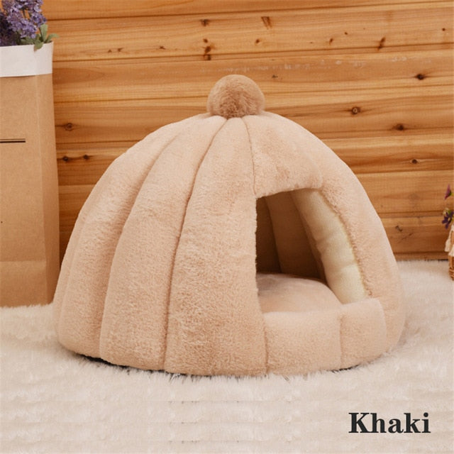 Cute Dog House Bed!!