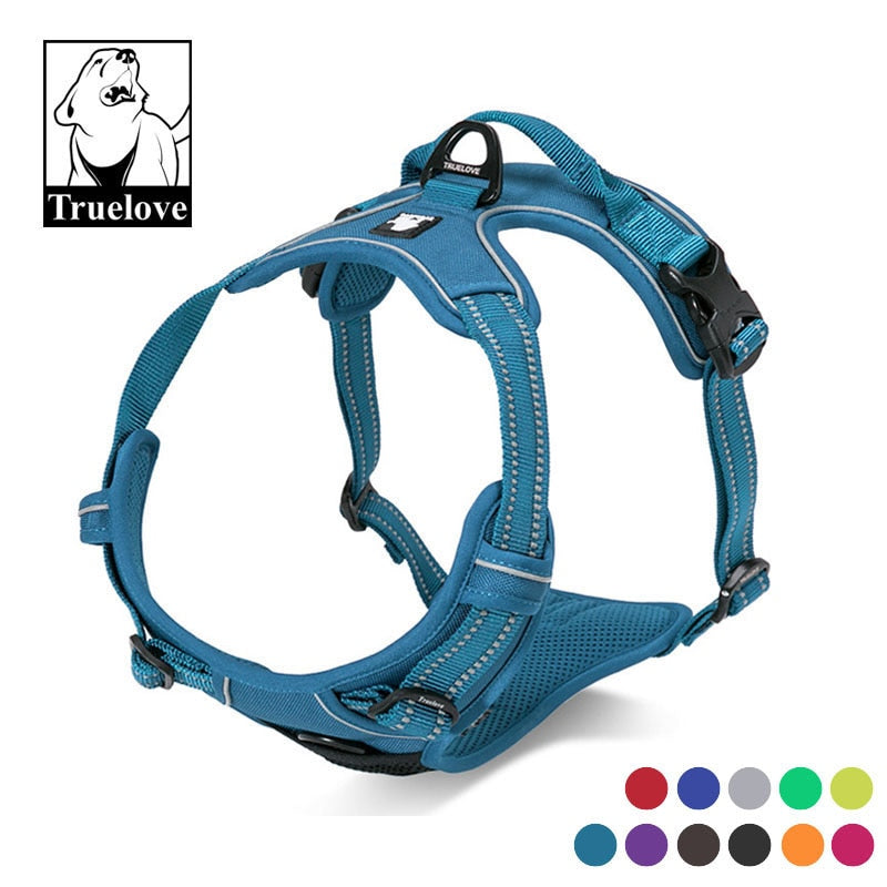Reflective No Pull Dog Harness from Truelove
