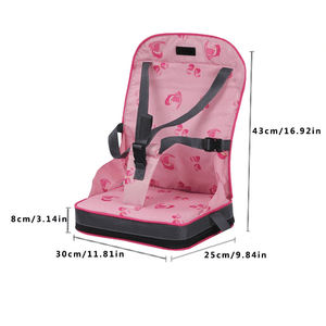 Portable Baby Feeding High Chair