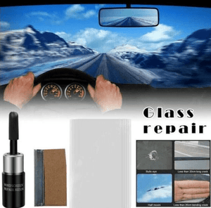 Car Windshield Repair DIY Tool Kit