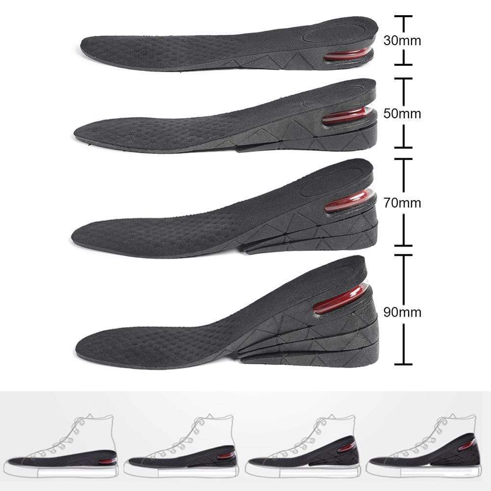 Height Increasing Insoles - 3 to 9cm - Ballet Gems