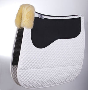 Equest (Barnsby) Grip Pad with Lambskin Wither