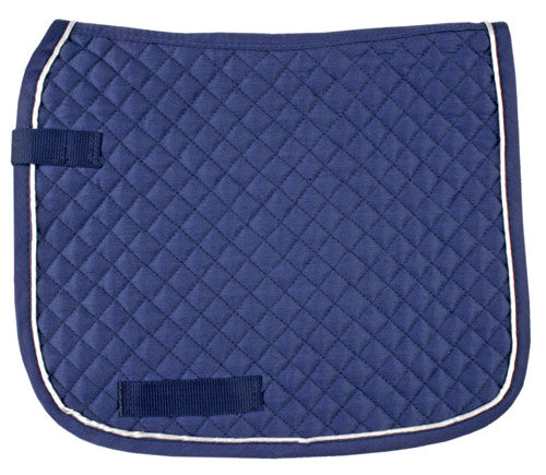 HKM MatchyMatchy (Smoky Blue) Saddlecloth & Bandage Set