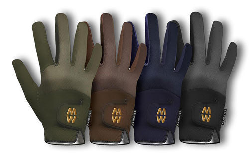 MacWet 'Climatec' Equestrian Gloves