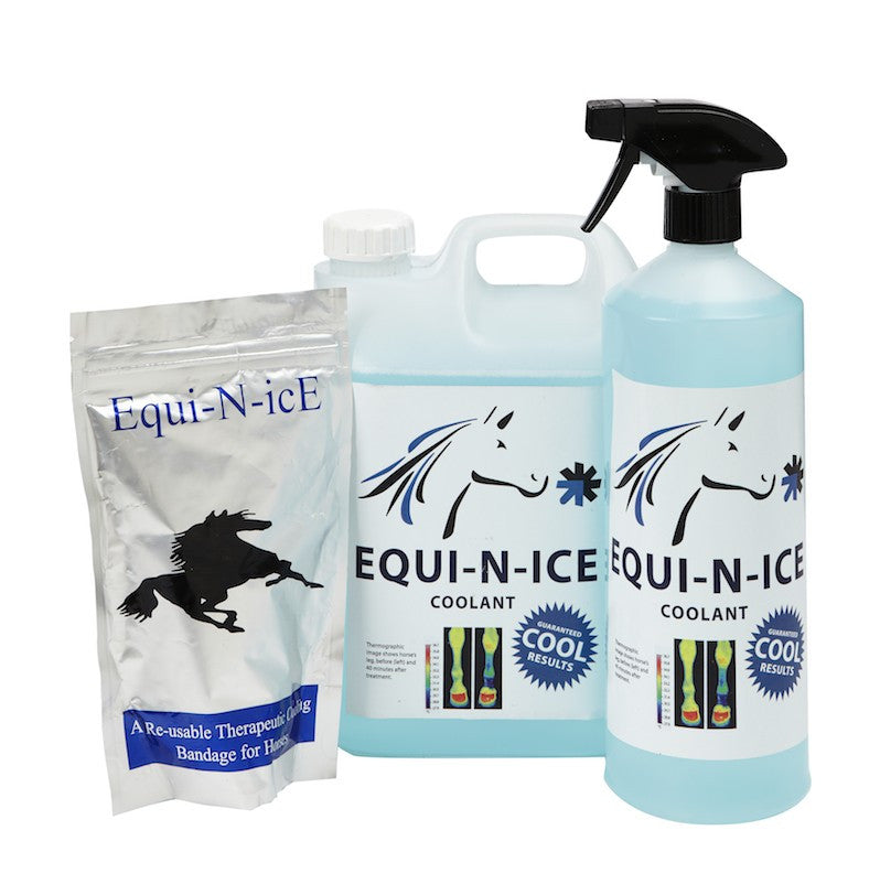 Equi-N-Ice Coolant & Bandages