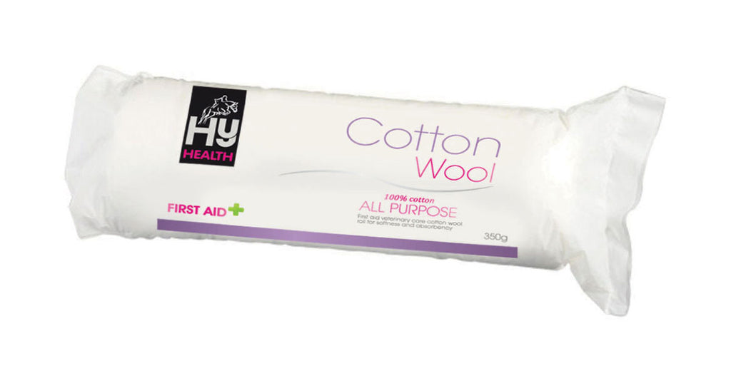 Cotton Wool - First Aid