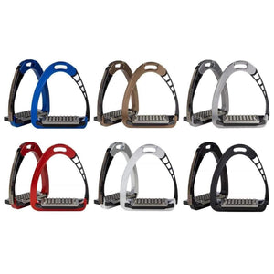 Acavallo Arena Safety Stirrups - AluPro