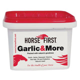 Horse First Garlic and More