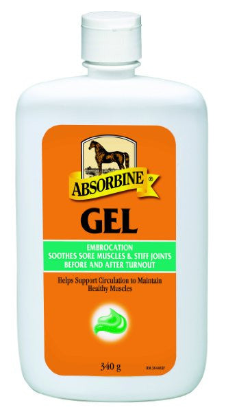 Absorbine Embrocation - Muscle Soothing Gel