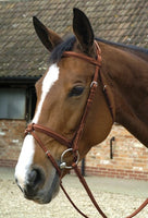 Mark Todd Deluxe Bridle with Crank Noseband