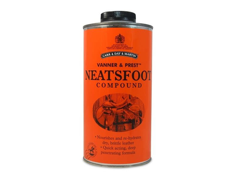 Neatsfoot Oil - 500ml