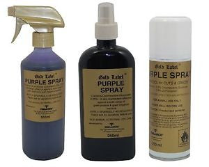 Gold Label - Purple Spray