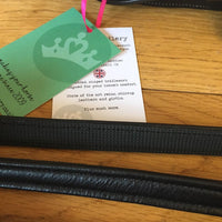 PeeWee Saddlery Super Flex Inside Grip Reins