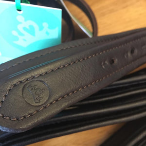 PeeWee Saddlery Non Stretch Stirrup Leathers