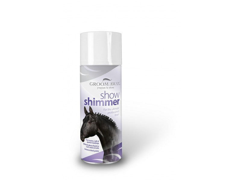 GroomAway Show Shimmer