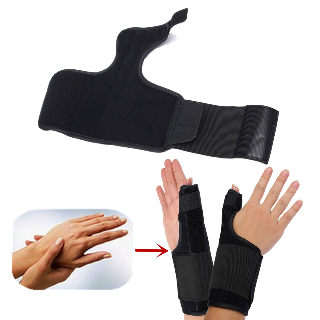 ZSPLINT ® Adjustable Medical Thumb Wrist Spica Support Brace Guard Support Splint