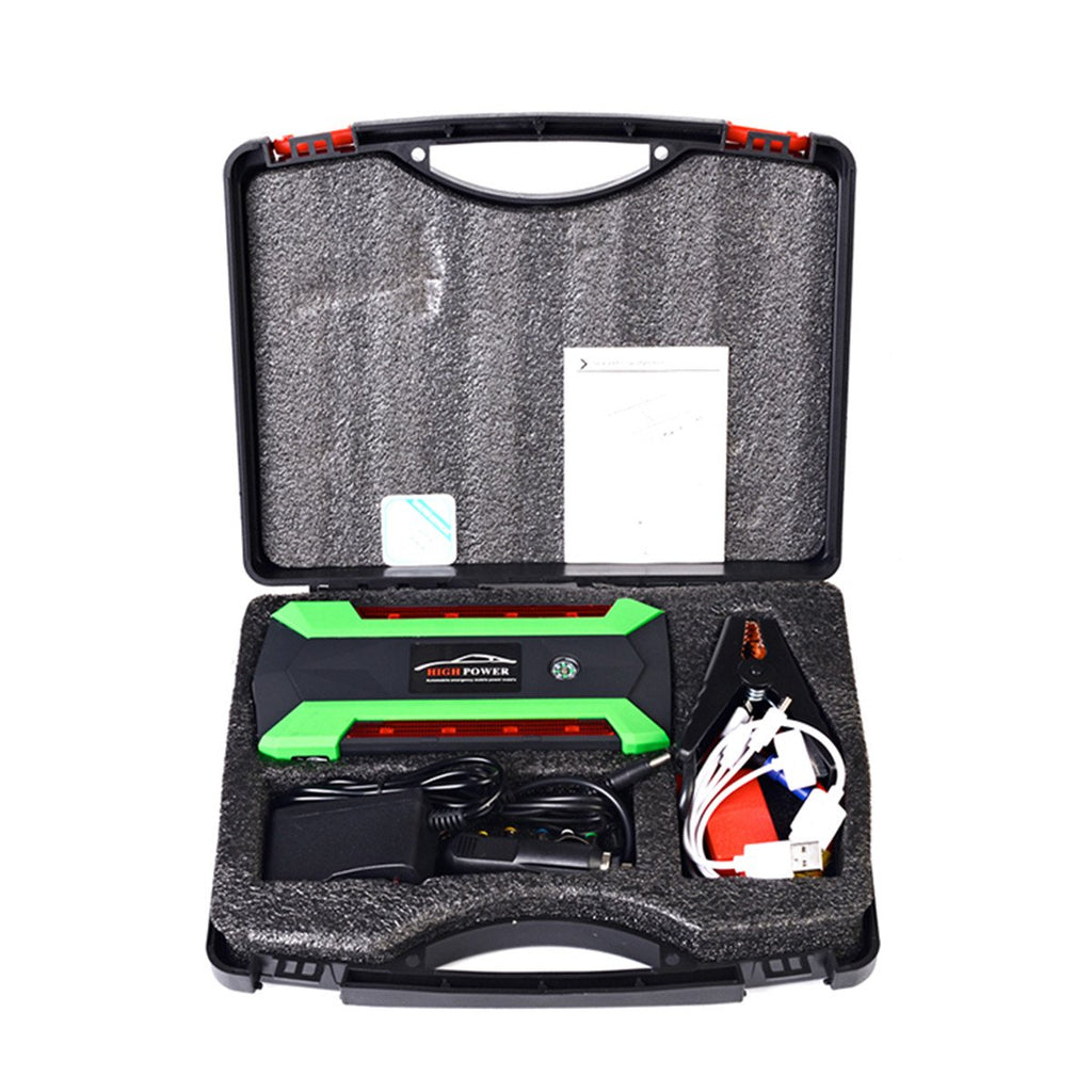 Multifunctional Jump Starter Emergency Start