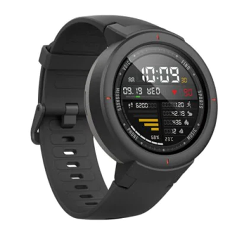 Original Amazfit Verge International Version AMOLED IP68 bluetooth Calling GPS+GLONASS Smart Watch from xiaomi Eco-System