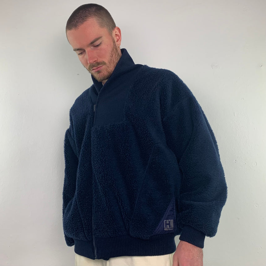 Helly Hansen Fleecejacke // L