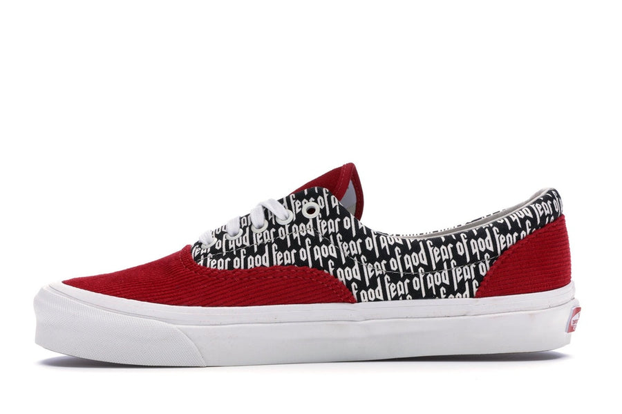 Vans Era 95 DX (Fear of God Red)
