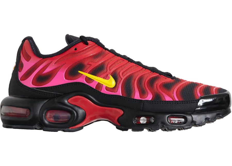 Nike Air Max Plus Supreme Black