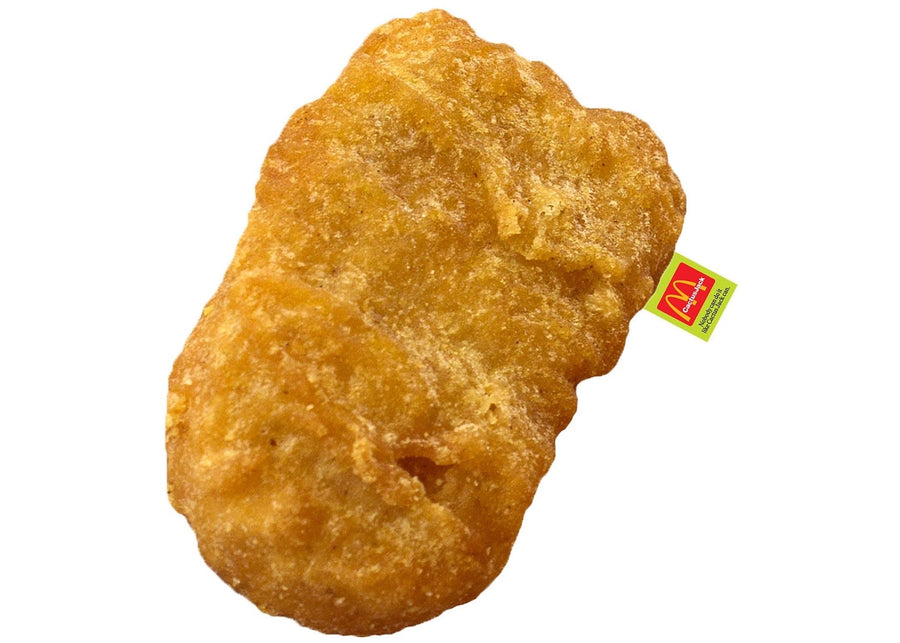 Travis Scott x McDonalds Chicken Nugget Body Pillow