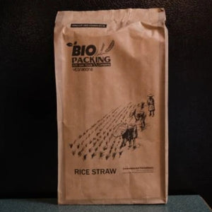 Bio-RiceStraw - Easier to Sip