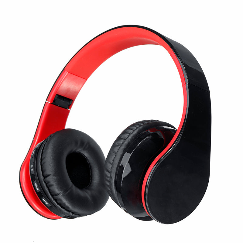 Foldable Bluetooth Headset With HD Mic