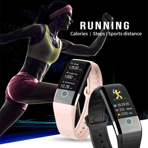 LuxRun Tracker Smart Watch