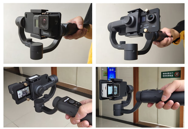 3-Axis Mobile Gimbal Stabilizer