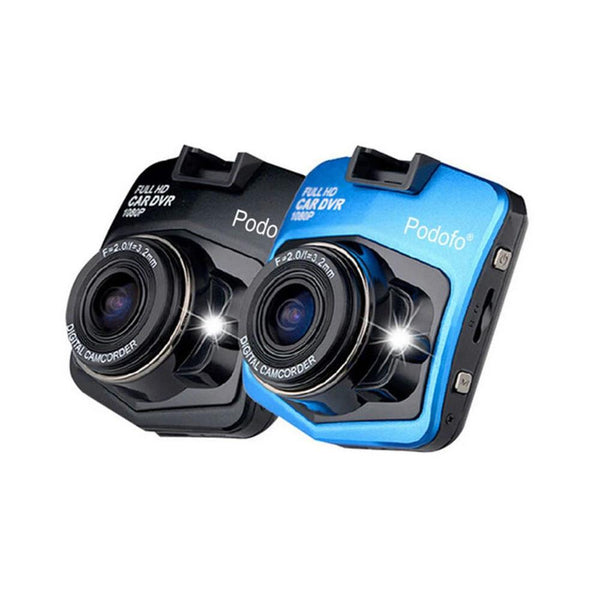 Full HD DVR Dashcam