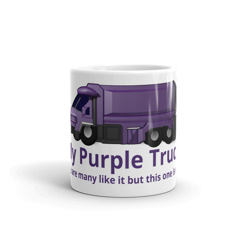 My Purple Truck