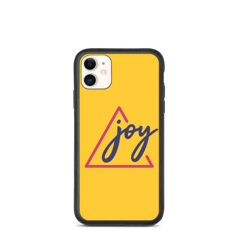Biodegradable IPhone Joy
