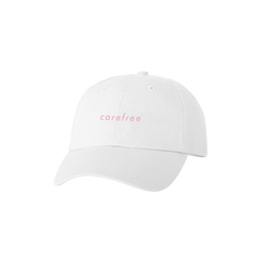Care Free White Cap