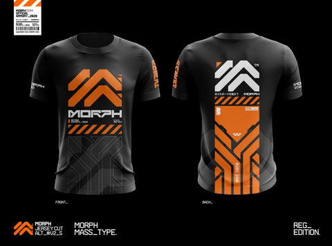 Official Jersey Morph