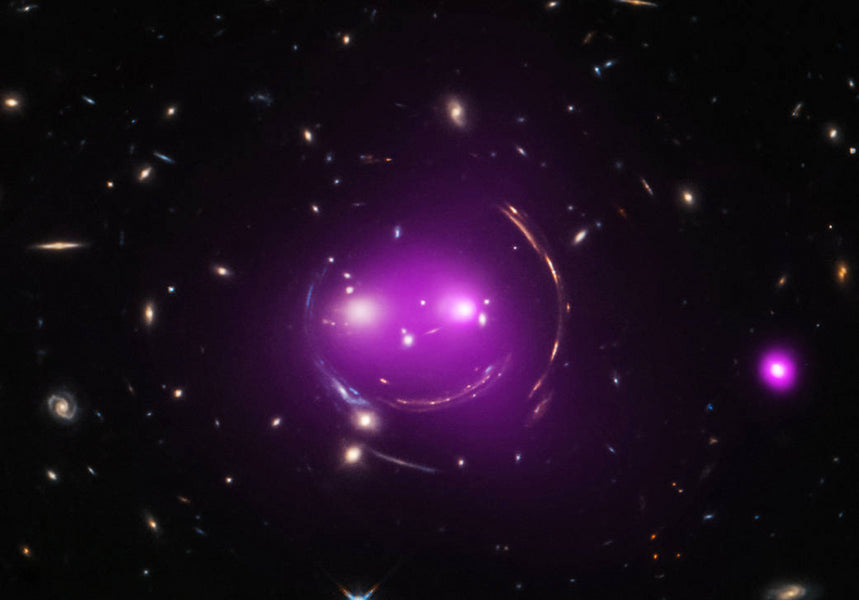 Yes, The Cheshire Cat Cluster Is A Real Thing