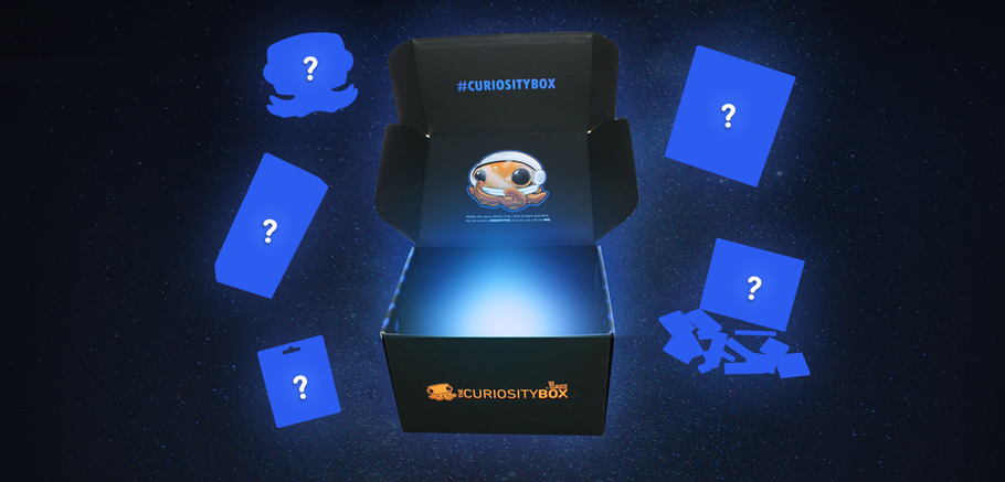Spoiler Alert! Everything Inside The Spring Curiosity Box