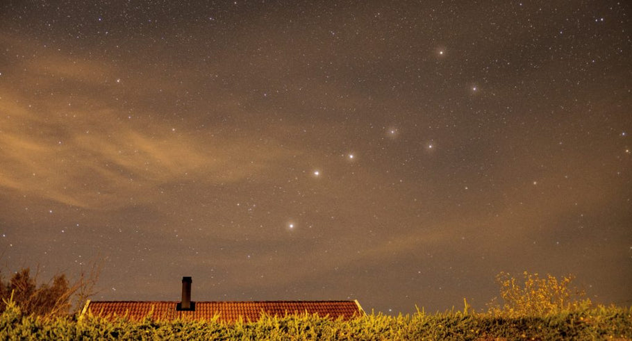 Not to Burst Your Bubble, But The Big Dipper Isn't Actually a Constellation