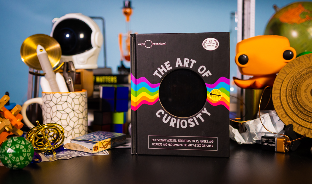 Fall 2020 Curiosity Box - The Art Of Curiosity Book